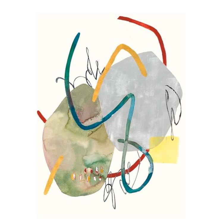 Cuadro Modern Abstract I