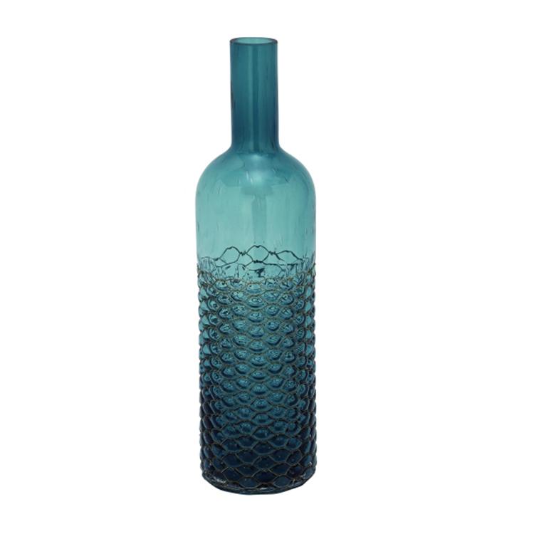 Botella Turquesa Grande