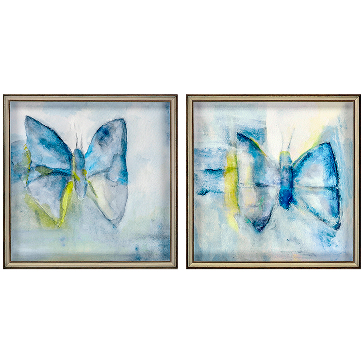 Cuadro Butterfly VIII