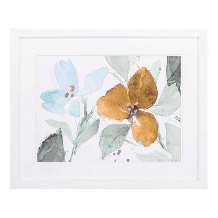 Cuadro Watercolor Florals I