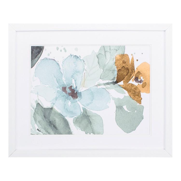 Cuadro Watercolor Florals II