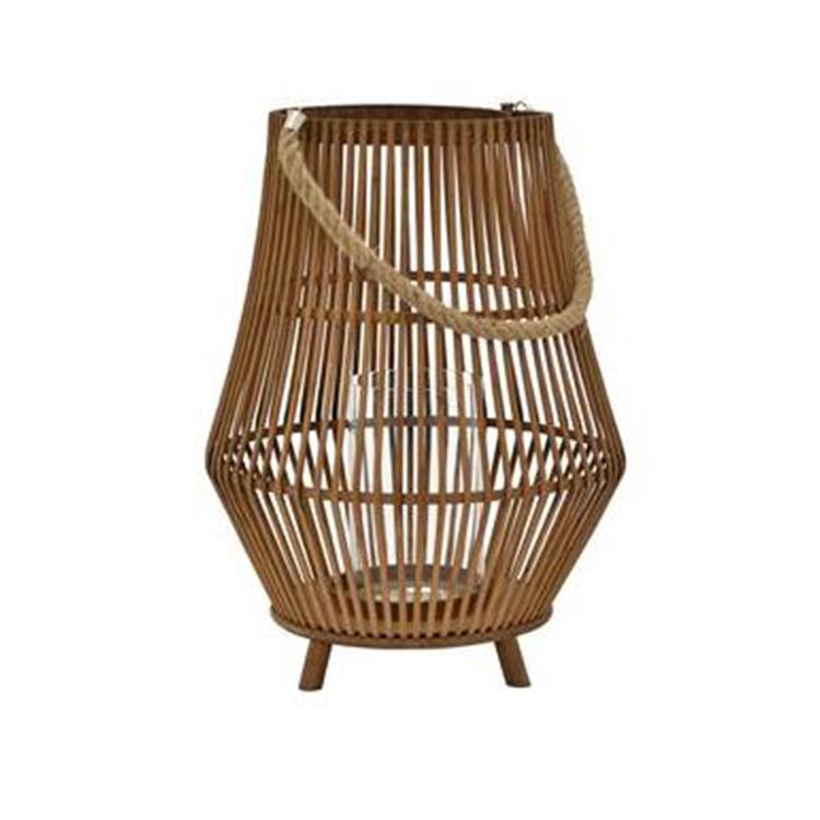 Linterna de bamboo
