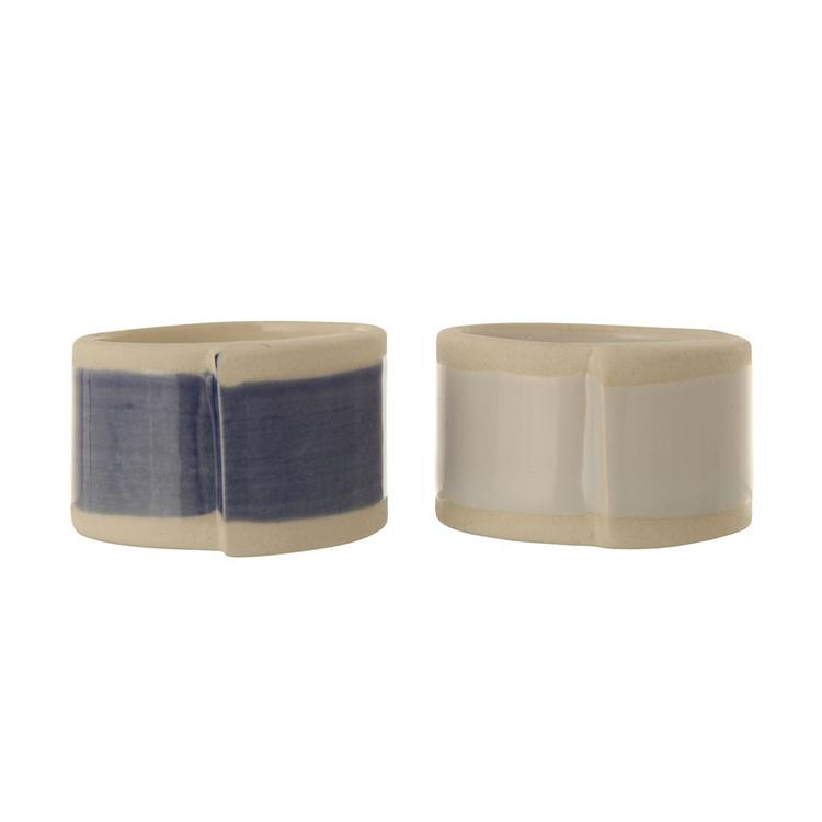 Servilleteros de cerámica