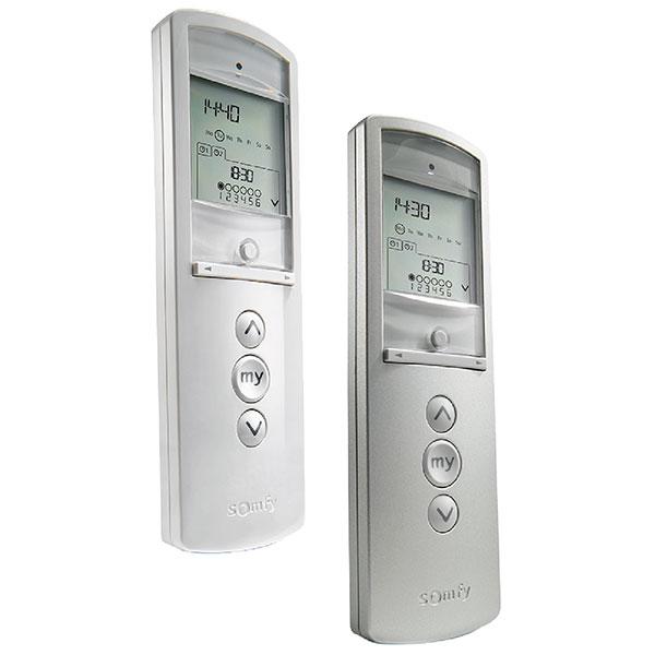 Telis Chronis - control con funcion timer y pantalla LCD
